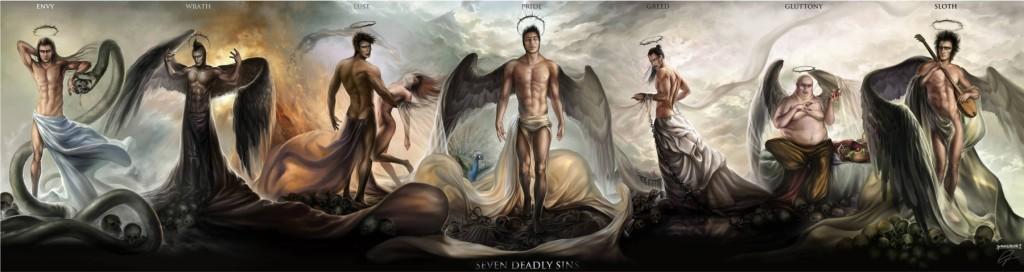 seven deadly sins pic